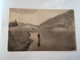 LAGO D' UNGHIASSE - SULLE MULATTIERE DA VALLE GRANDE DI LANZO E VALLE ORCO - 1917 - Other