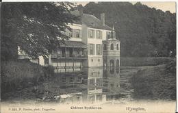 Wijneghem Wijnegem - Château Byckhoven - 1913 (Uitg  Hoelen Nr 921) - Wijnegem
