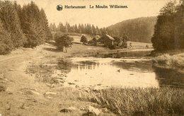 Belgique .n° 22503 . Herbeumont . Le Moulin Willaimes .vue Generale . - Autres