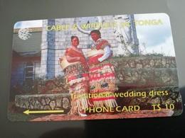 TONGA  $TS 10,-     **952** - Tonga