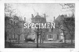 Clinique Du Dr Van Huffel - Helchin - Helkijn - Espierres-Helchin - Spiere-Helkijn