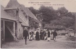 Bv - Les Belles Cpa De LORIENT - Environs, Ferme De KEROMAN - Lorient