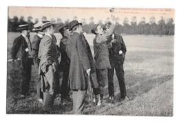 Semaine Aviation De Tournai 5-14 Septembre 1909 Paulhan Contrôle La Vitesse Du Vent Climan Ruyssers Non Circulée - Airmen, Fliers