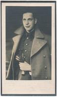 Stene / Leisele / Doodsprent / Bidprent / Gemobiliseerd Soldaat / 1938 - Santini
