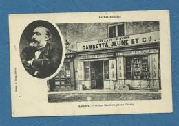 Cahors - Maison Gambetta ( Bazar Génois )  . ( Ref 618 ) - Cahors
