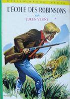 L'ecole Des Robinsons Jules Verne +++TBE+++ LIVRAISON GRATUITE - Livres, BD, Revues
