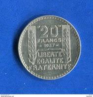 20  Fr  1937 - France
