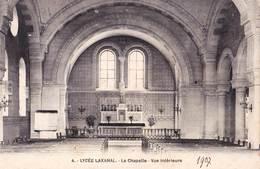 CPA / Sceaux (92)  Lycée Lakanal  La Chapelle Vue Intérieur    1907  Ed  Imprimerie Artistique - Sceaux