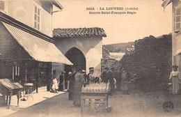 07-LA-LOUVESC-SOURCE SAINT-FRANCOIS REGIS - La Louvesc