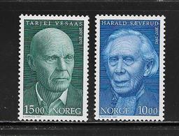 NORVEGE ( EUNOR - 335 )  1997  N° YVERT ET TELLIER  N° 1218/1219  N** - Norvège