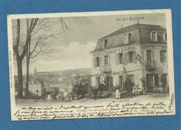 FIGEAC , Vu De La Gare . ( Hotel Et Buffet LAJOINIE )  ( Ref 623 ) - Figeac