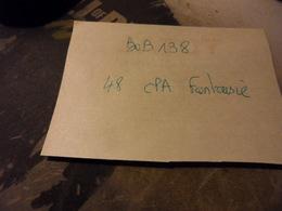 BOB138-LOT 48  CPA FANTAISIE    - Port Compris Pour France-Tous Les Scans Disponibles - Cartes Postales