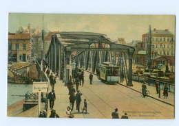 T7412-2850/ Bremerhaven Geestemünde Die Neue Geestebrücke 1906 AK - Unclassified