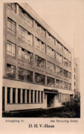 D.H.V.-Haus, Königsberg Pr., Am Hansaring. (Deutschnationaler Handlungsgehilfen-Verband). - Ostpreussen