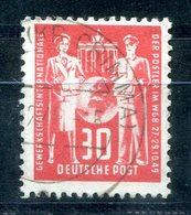 5934 - DDR - Mi. 244 Gestempelt - DDR