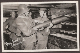 Neerland's Weermacht - Dutch Army - Armée Néerlandaise - Die Niederländische Armee. Militair - Matériel