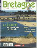 REVUE BRETAGNE MAGAZINE N°12 2001 ASTERIX HEROS BRETON LA LOIRE LES PASSAGERS DU FLEUVE - Old Paper