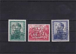 DDR, Nr. 286/88, Gest.(K 6177) - DDR