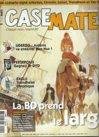 REVUE CASEMATE N°1 UDERZO ASTERIX VA ENTERRER BEN HUR L ESPRIT BD - Other Magazines