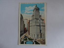 CPA Etats Unis STANDARD OIL BUILDING BOWLING GREEN NEW YORK 1929 TBE - Otros