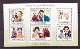 MOZAMBIQUE 2009  FIMS CHINOIS  YVERT N  NEUF MNH** - Cinéma