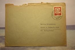 ( 4073 ) 352 Y Auf Brief - Siehe Beschreibung - Lettere