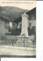 AIME  MONUMENT AUX MORT 743 - Zonder Classificatie
