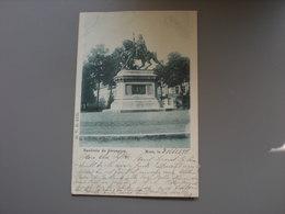 MONS - BAUDOUIN DE JERUSALEM 1899 - Mons