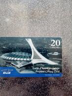 CANADA PREPAID QUEBEC BELL STADE OLYMPIQUE OLYMPIC STADIUM 20$ UT - Canada