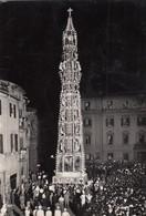 9711-VITERBO-MACCHINA DI S.ROSA-NOTTURNO-ANIMATA-1953-FG - Viterbo