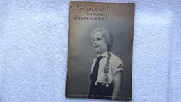 Monatsheft Juni / Juli 1940 Schulungsdienst Für Jungmädel BDM Zeitschrift - 1939-45