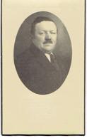 GENT - Maurice TEIRLINCK (echtgen. B. BOONE) - Geboren 1882 En Overleden 1938 - Andachtsbilder