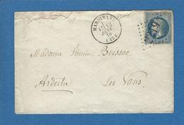 BOUCHES DU RHONE MARIGNANE N°29 Obl GC 2219 En 1870 - 1849-1876: Classic Period