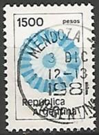 ARGENTINE N° 1279 OBLITERE - Argentina