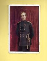 BON POINT PATRIOTIQUE SOUVENIR DE LA PATRIEA L'ECOLE GUERRE 1914 1916  ALBERT 1ER - Buvards, Protège-cahiers Illustrés