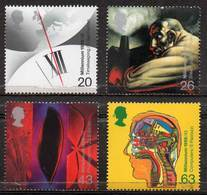 GREAT BRITAIN 1999 Millennium Series. The Inventors' Tale - Neufs