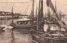 62-CALAIS-Bateaux De Pêche - Calais