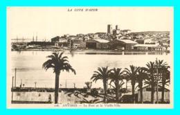 A742 / 203 06 - ANTIBES Port Et La Vieille Ville - Non Classés