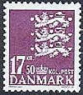 DENEMARKEN 2007 17.50kr Rijkswapen Lila PF-MNH-NEUF - Danimarca