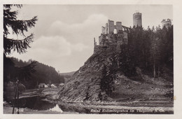 Kollmitz * Burgruine, Thayatal, Fluss, Felsen * Österreich * AK969 - Raabs An Der Thaya