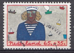 Pays-Bas 1987  Mi.nr: 1329  Für Das Kindes   Oblitérés / Used / Gestempeld - Period 1980-... (Beatrix)