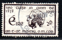 Irlande - N° 73 - 1938 - 1937-1949 Éire