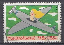 Pays-Bas 1987  Mi.nr: 1330  Für Das Kindes   Oblitérés / Used / Gestempeld - Period 1980-... (Beatrix)