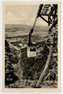 C.P.  PICCOLA    SCHWEBEBAHN   ZUM  1286 M HOHEN  SCHAUINSLAND  BEI  FREIBURG      (VIAGGIATA) - FR Fribourg