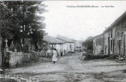 (143)  . CPA  Ville  Sur Cousances  La Petite Rue  (bon Etat) - France