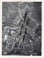 50 - COUTANCES - Photo Aérienne D'avant La Guerre 39/45 - Places