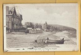 C.P.A. VILLERS-sur-MER - La Plage Vers Houlgate - Villers Sur Mer