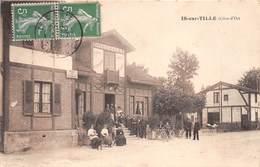21-IS-SUR-TILLE- CAFE DU CHALET - Is Sur Tille