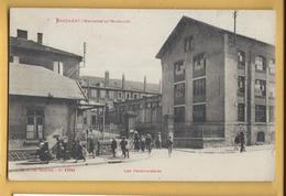 C.P.A. BACCARAT - Les Cristalleries - Baccarat