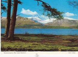Postcard Derwentwater The Lake District My Ref  B24254 - Cumberland/ Westmorland
